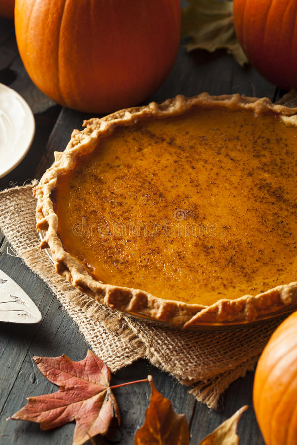Download Pastel De Calabaza Hecho En Casa Para Thanksigiving Imagen de archivo - Imagen de baked, alimento: 44852409