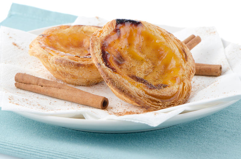 Download Pastel de nata stock image. Image of up, belem, yummy - 28455555