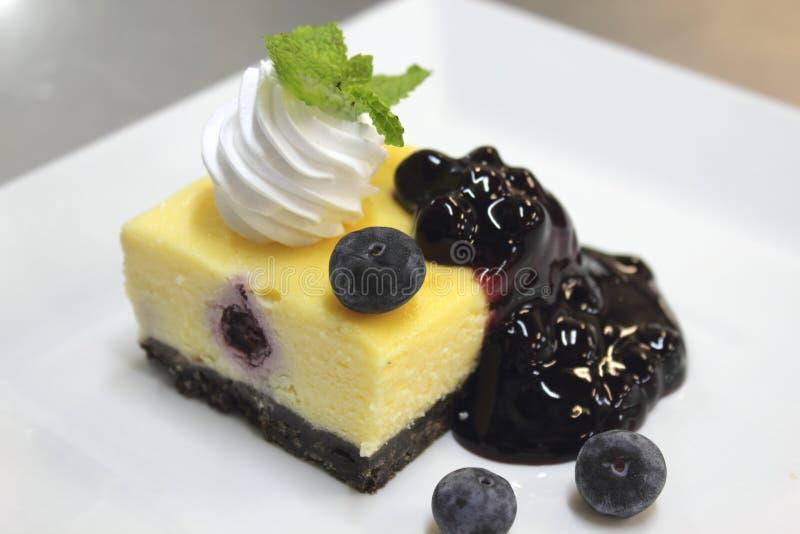 Download Pastel De Queso Del Arándano Imagen de archivo - Imagen de baya, alimento: 42436601