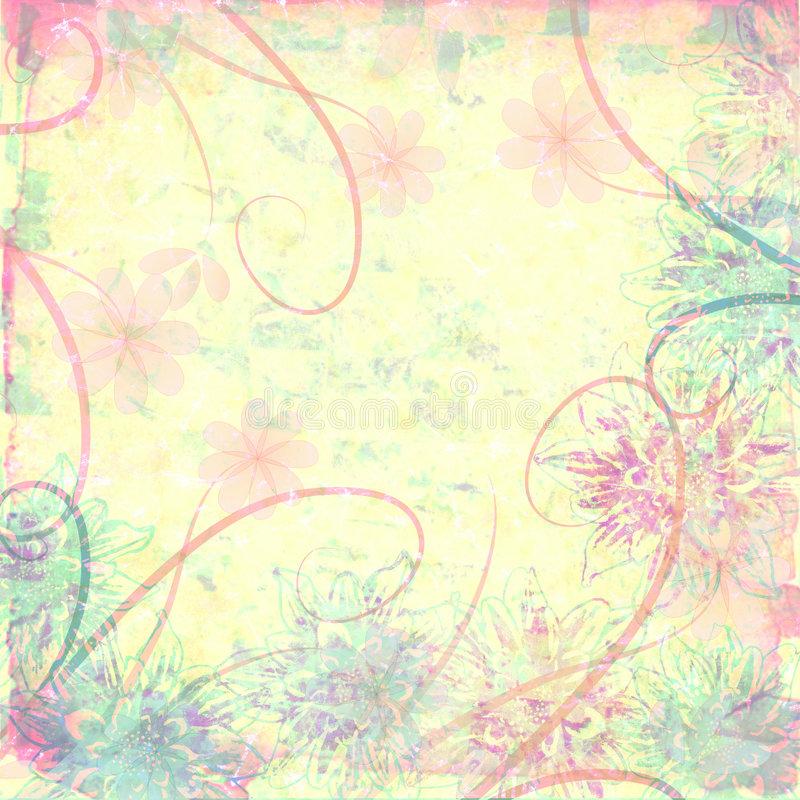 Free Pastel Distressed Textured Background Royalty Free Stock Photos - 4670848