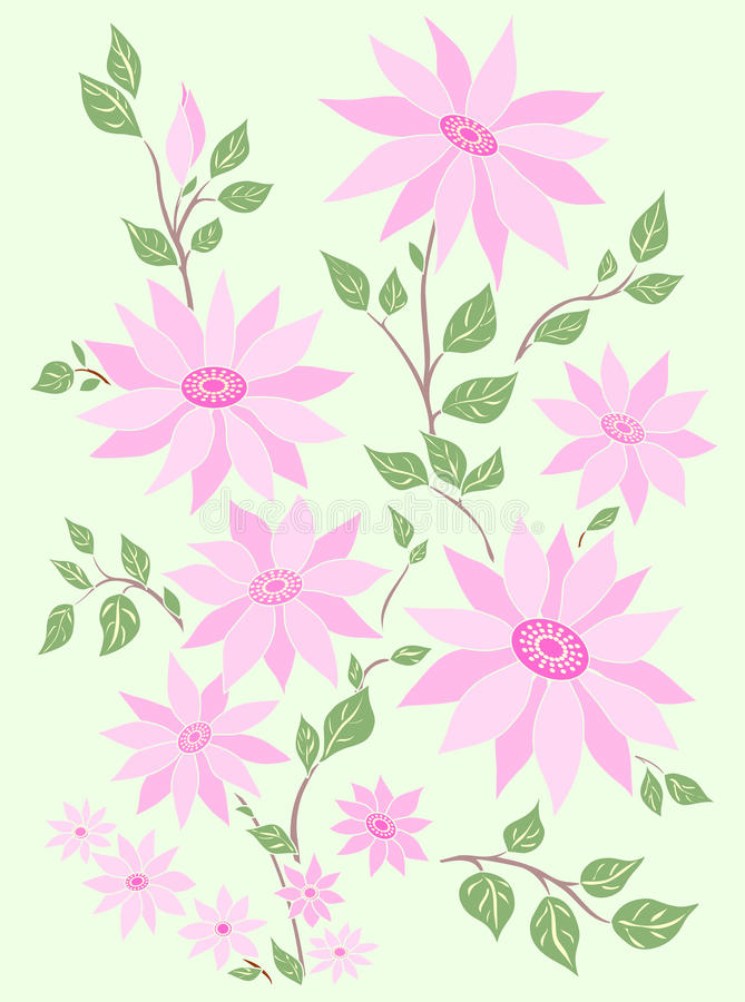 Download Pastel Flowers. Stock Photography - Image: 15882522
