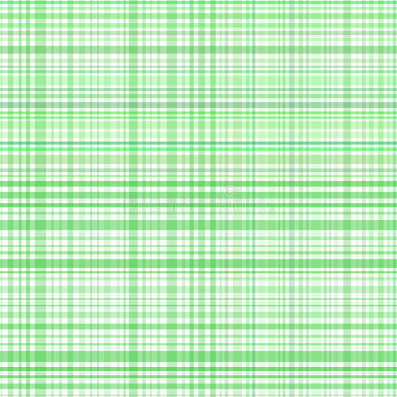 Download Pastel Green Stripes Plaid Stock Photography - Image: 12087212