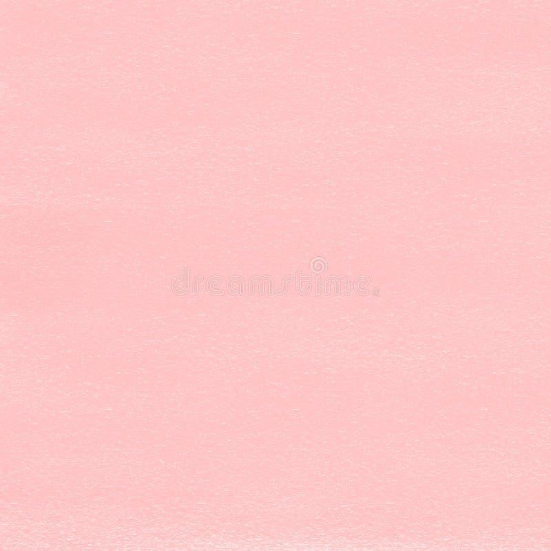 Pastel ilumine - o fundo cor-de-rosa com ru?dos ilustração royalty free