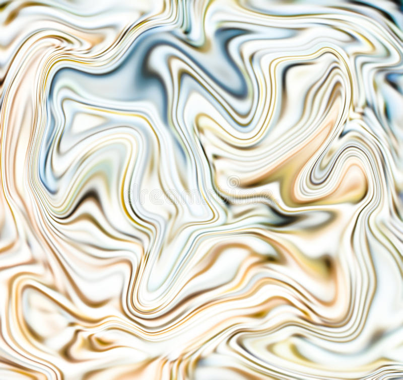 Pastel marble abstract background. Mesh liquid surface digital illustration. vector illustration