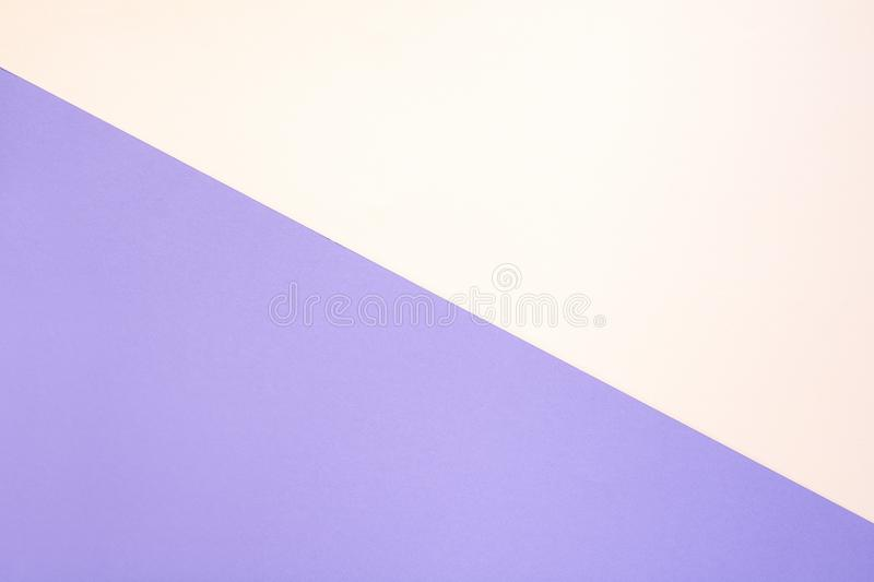 Pastel pink purple multi-colored paper background. Copy space. Top view. Flat lay.  royalty free stock photos