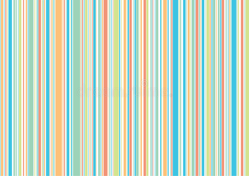 Download Pastel Retro Holiday Stripes Stock Photography - Image: 2638682