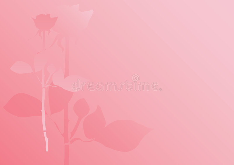 Download Pastel rose background stock vector. Illustration of decoration - 1466151