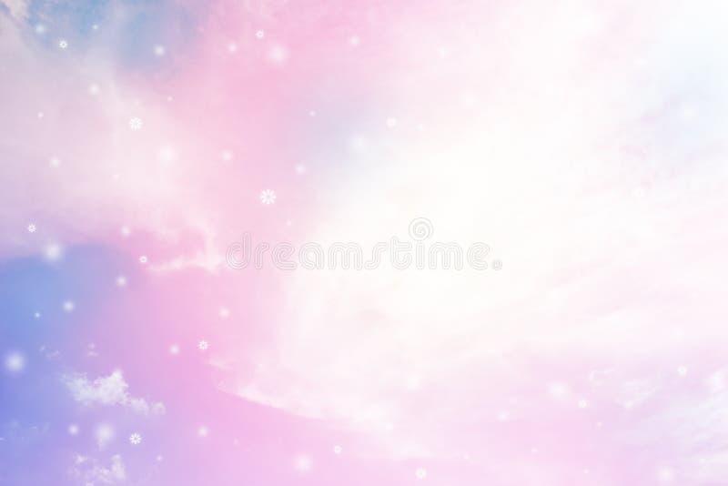 Pastel sky texture royalty free stock photos