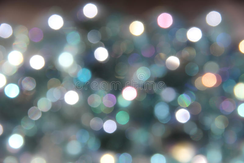 Pastel Sparkles with lite Grey Background royalty free stock photography