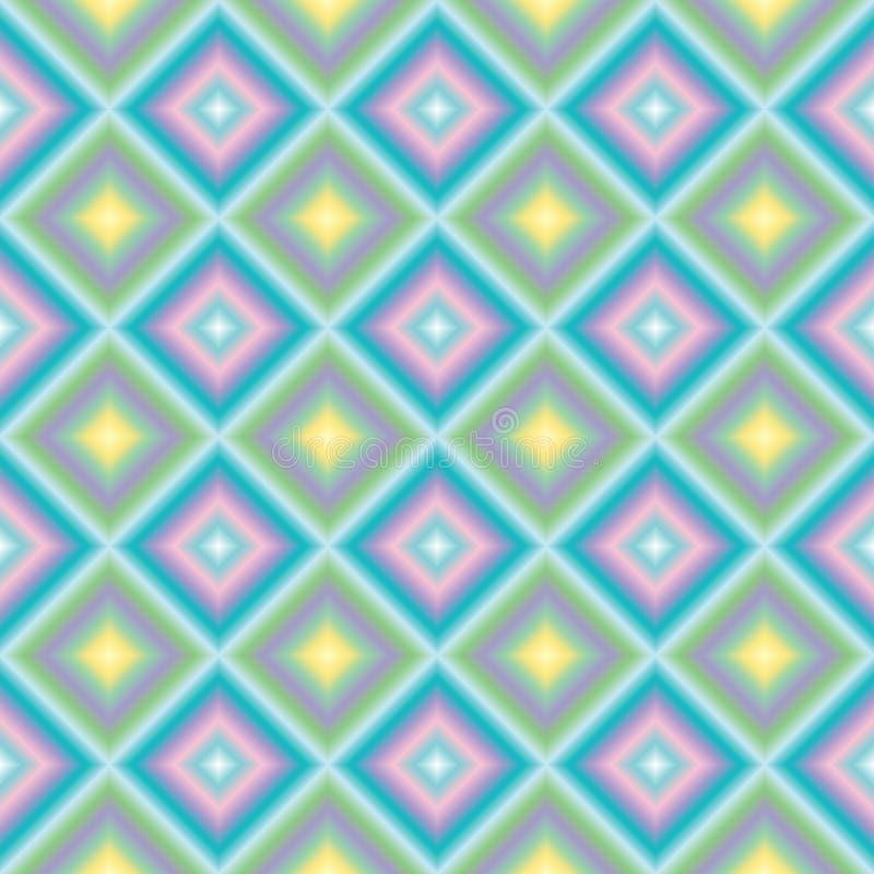 Free Pastel Squares Oblic Royalty Free Stock Image - 12789916