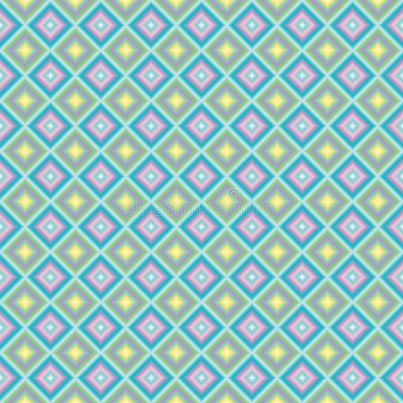 Free Pastel Squares Oblic Extended Royalty Free Stock Image - 12789906
