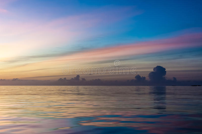 Download Pastel sunset stock photo. Image of dawn, calm, romantic - 32336230