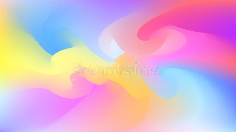 Pastel watercolor backdrop.  Fashion background. Watercolor brush strokes. Creative illustration. Artistic color palette. Vector. Illustration stock illustration