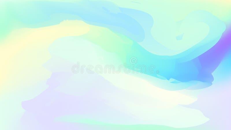 Pastel watercolor backdrop.  Fashion background. Watercolor brush strokes. Creative illustration. Artistic color palette. Vector. Illustration vector illustration