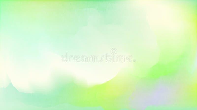 Pastel watercolor backdrop.  Fashion background. Watercolor brush strokes. Creative illustration. Artistic color palette. Vector. Illustration. Fluid Gradient royalty free illustration