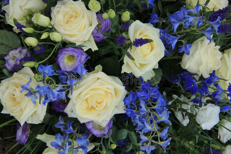 Pastel wedding flowers stock image. Image of colorful - 109705965