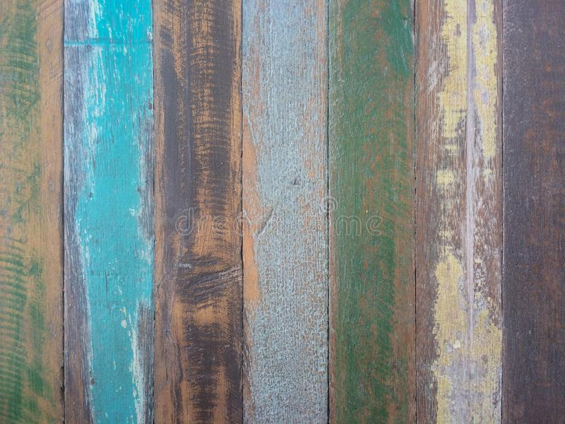 Pastel Wood planks material texture background stock images