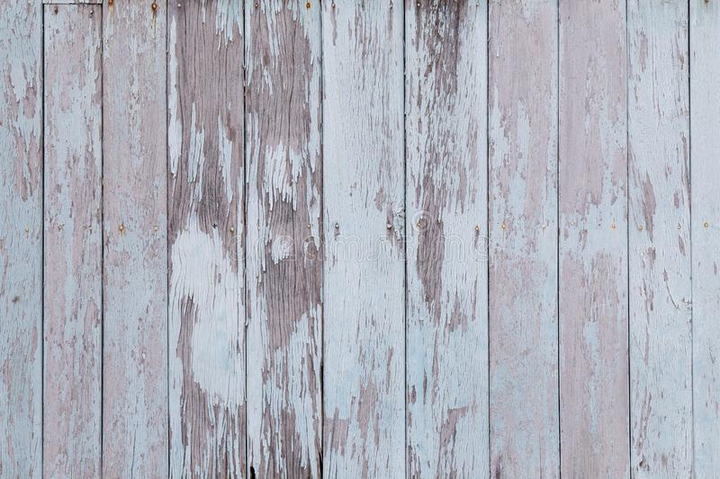 Pastel wood planks old texture background, Old painted wood wall texture for background and design royalty free stock images