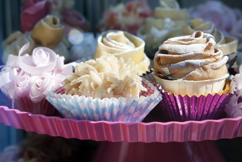 Pastelaria Foto de Stock Royalty Free