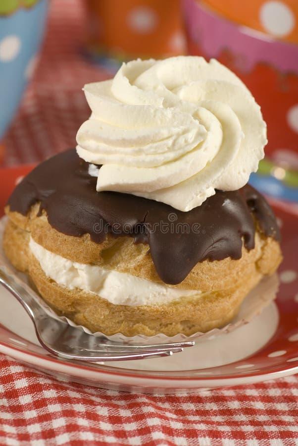 Pastelaria doce deliciosa foto de stock royalty free