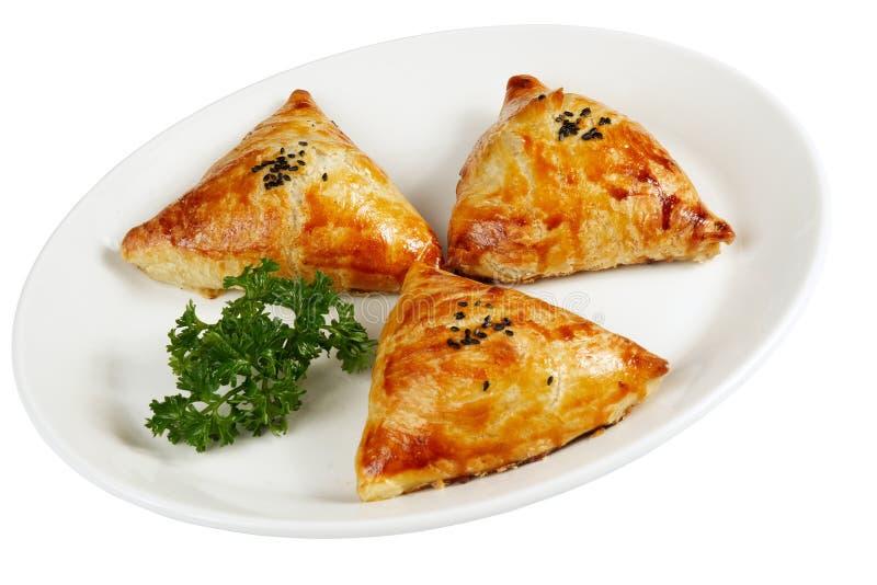 Download Pastelaria Enchida Com Carne E As Cebolas Trituradas Imagem de Stock - Imagem de aperitivo, pastry: 16859369