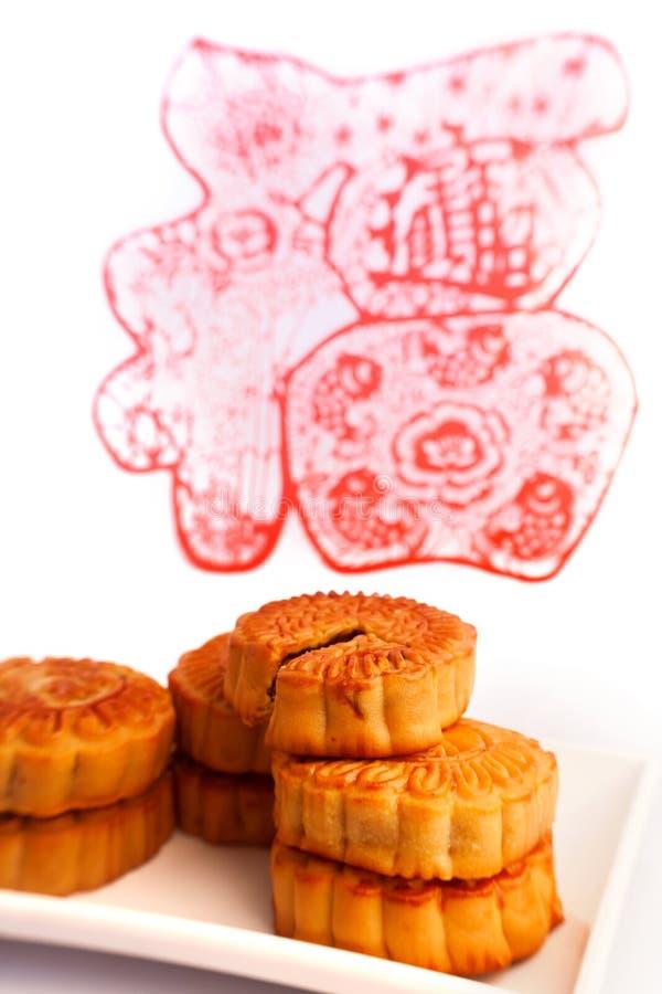 Pastelaria tradicional chinesa fotos de stock