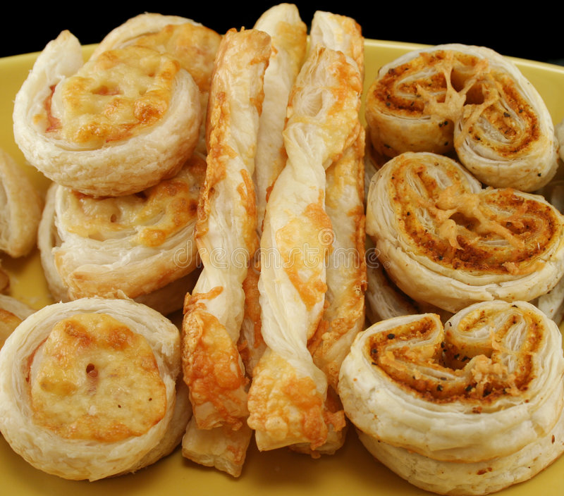 Pastelarias Savory 2 imagens de stock