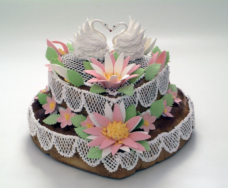 Pasteles, torta, sabroso, dulce imagen de archivo