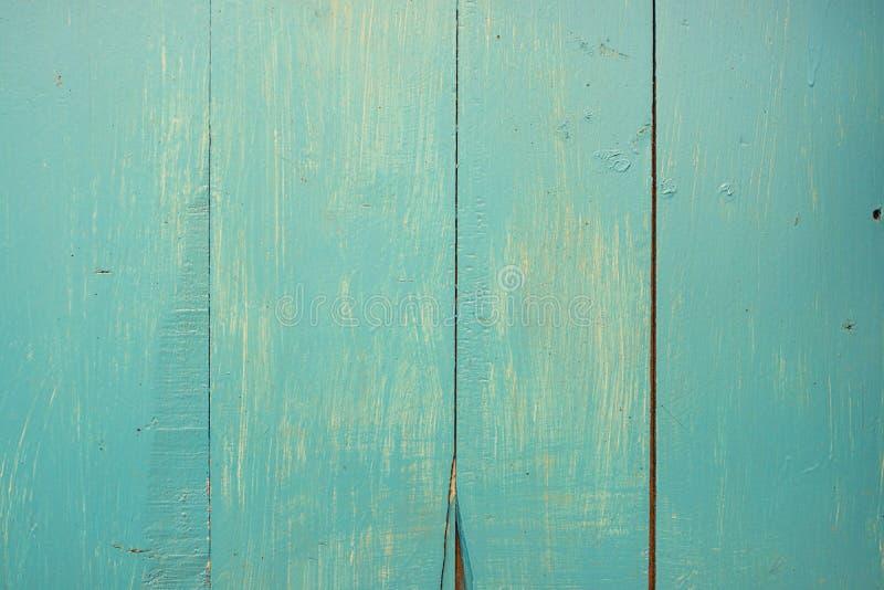 Pastelkleur groene bevlekte houten textuur als achtergrond met horizontale parallelle raad, woodgrain en exemplaar ruimte, volled royalty-vrije stock fotografie