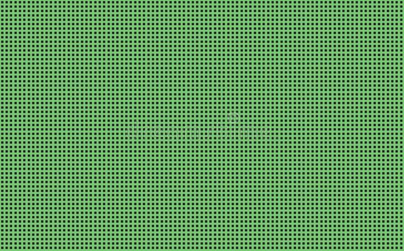 Pastelkleur groene netto royalty-vrije illustratie