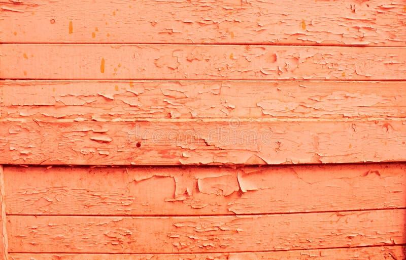 Pastelkleur houten materi?le achtergrond voor uitstekend behang abstracte houten textuur uitstekende verf als achtergrond royalty-vrije illustratie