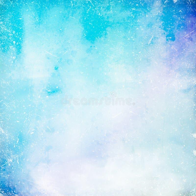 Pastelkleur zachte achtergrond royalty-vrije illustratie