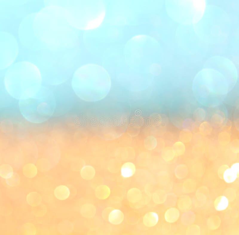 Pastell-bokeh Lichter oder multicored defocused Lichter stockfotos