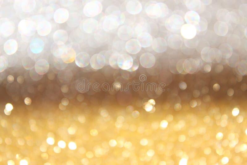 Pastell-bokeh Lichter oder multicored defocused Lichter lizenzfreie stockfotos