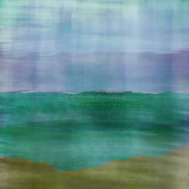 pastell för 2 bakgrund vektor illustrationer