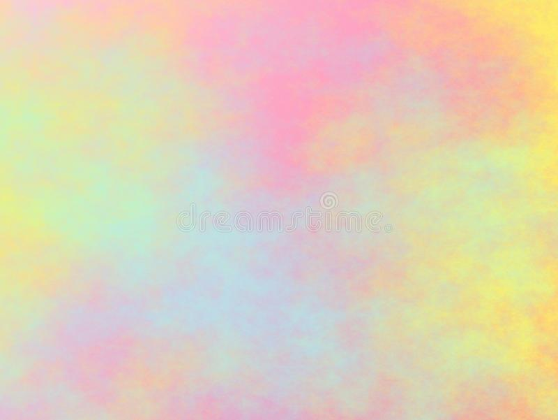 Pastellfärgad och delikat bakgrund för rengöringsduk royaltyfri foto