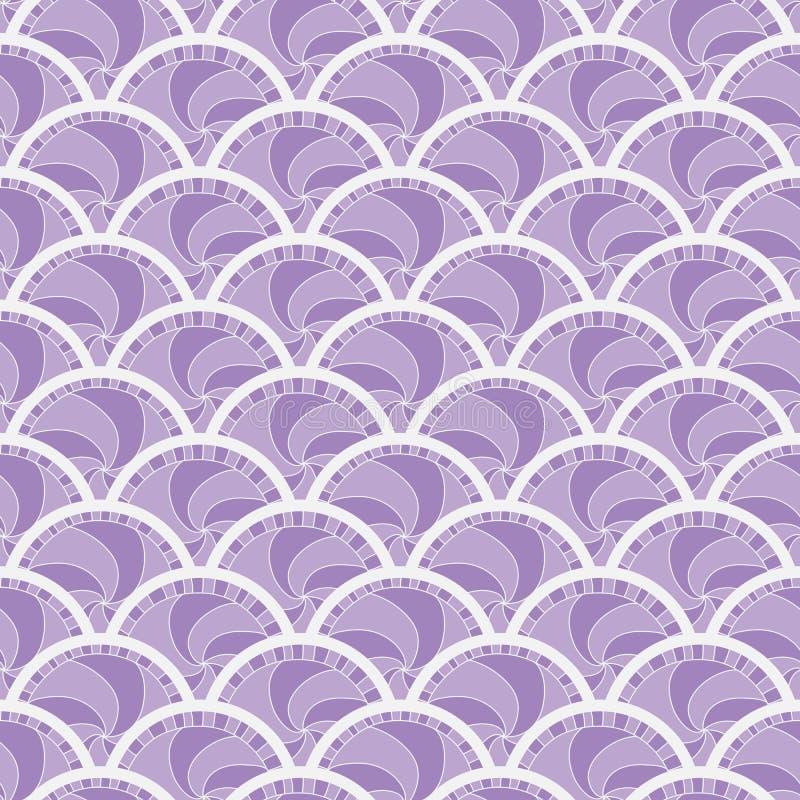 Download Pastellfärgad Sömlös Modell För Tappning Vektor Illustrationer - Illustration av handgjort, mandala: 78730044
