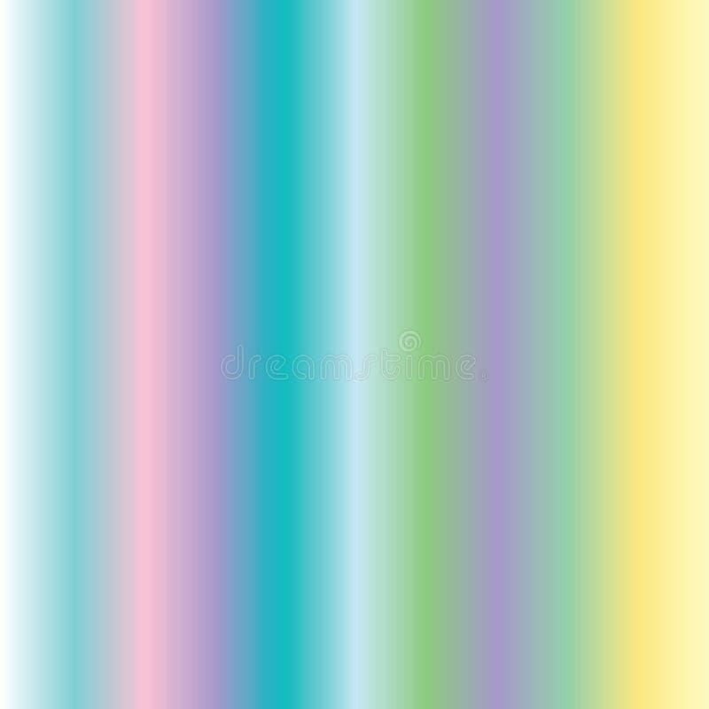pastellfärgade band vektor illustrationer