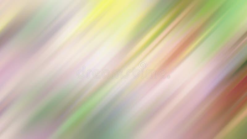 Pastellfärgat mjukt abstrakt begrepp arkivbild