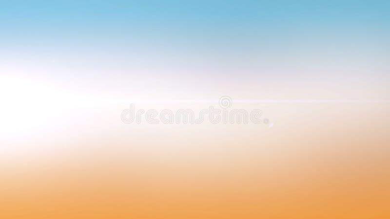 Pastellf?rgad abstrakt suddig h?rlig bakgrund f?r mjuk molnig lutning f?r solnedg?ngtappningf?rg i s?t f?rg royaltyfria foton