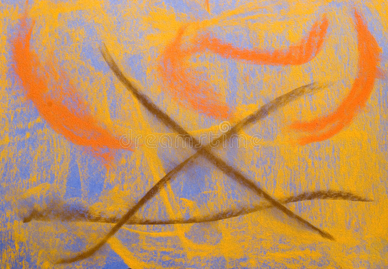 PastellGrunge Hintergrund: Blaue Serie lizenzfreies stockfoto