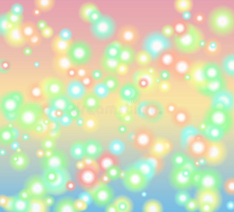 Pastellhintergrund vektor abbildung