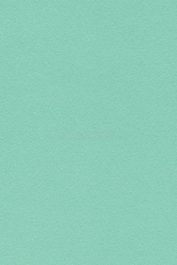 Pastellpapier Emerald Green Coarse Texture Sample stockfotografie