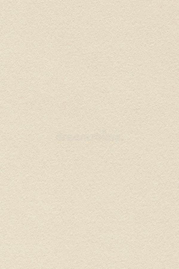 Pastellpapier Pale Yellow Coarse Texture Sample lizenzfreie stockbilder