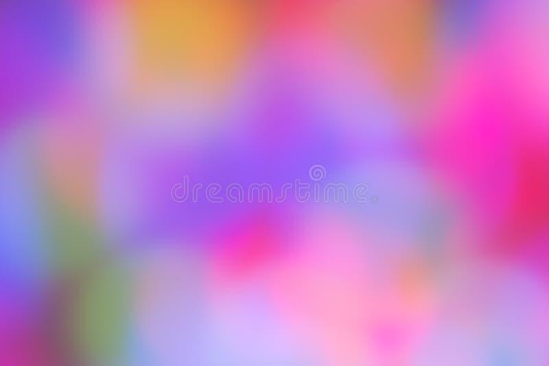 Pastelowy Abstrakcjonistyczny kolorowy tło zdjęcia stock