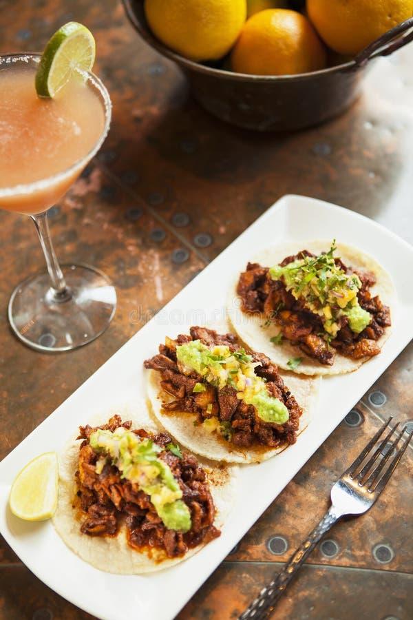 Pasteur d'Al de Tacos image stock