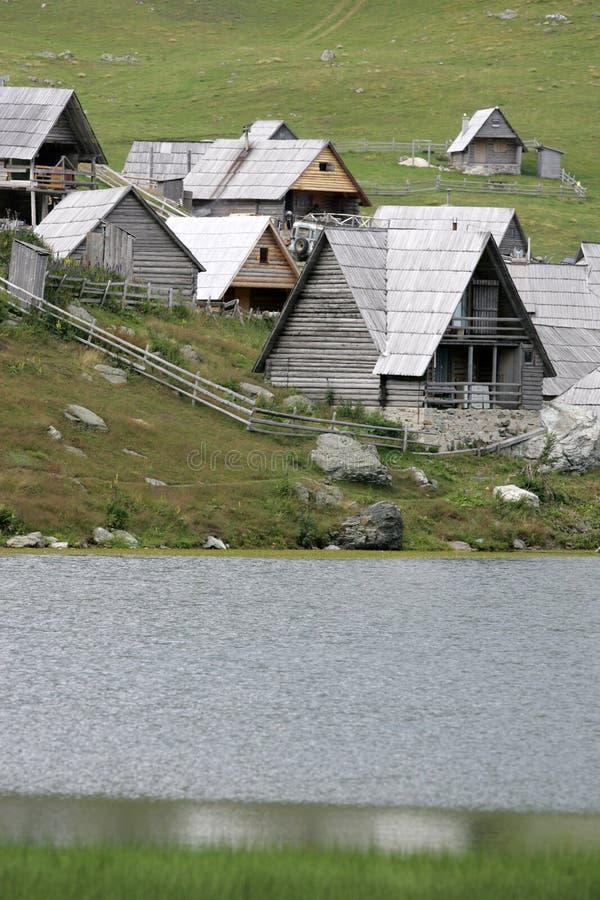 Free Pastoral Village Royalty Free Stock Image - 15515746