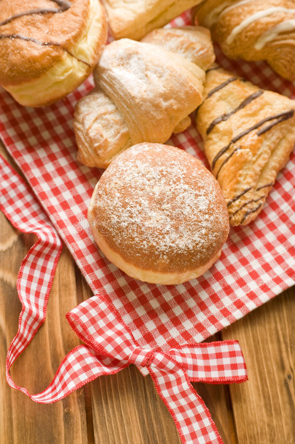 Download Pastries stock image. Image of french, nutrient, pastry - 24802843