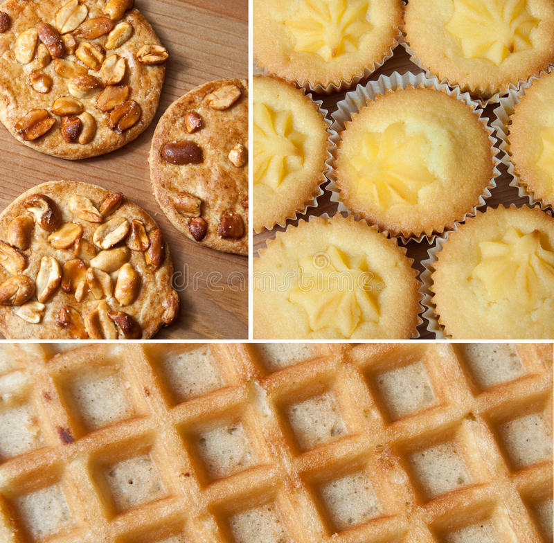 Download Pastry stock photo. Image of cookies, baked, nuts, food - 14500812