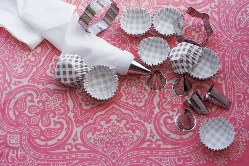 Pastry Accessories Stock Image